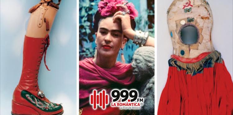 Armario y ropa de Frida Kahlo
