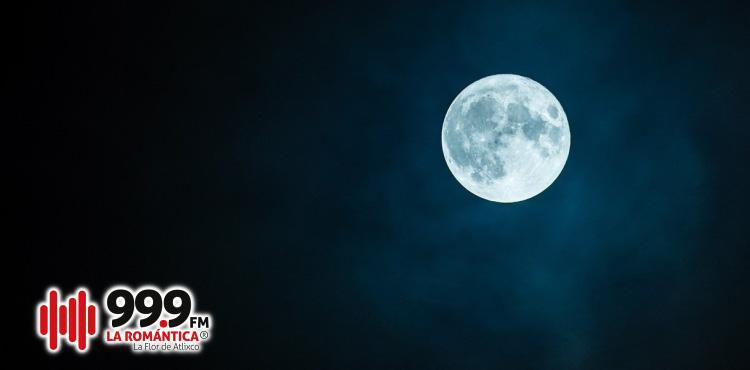 Luna llena Halloween 31 de Octubre
