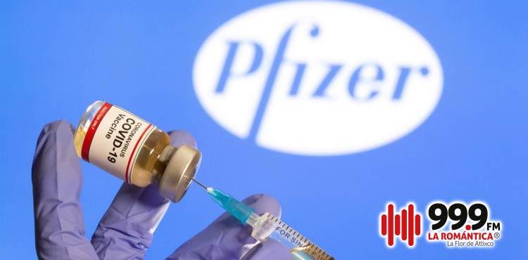 Vacuna Covid-19 Pfizer