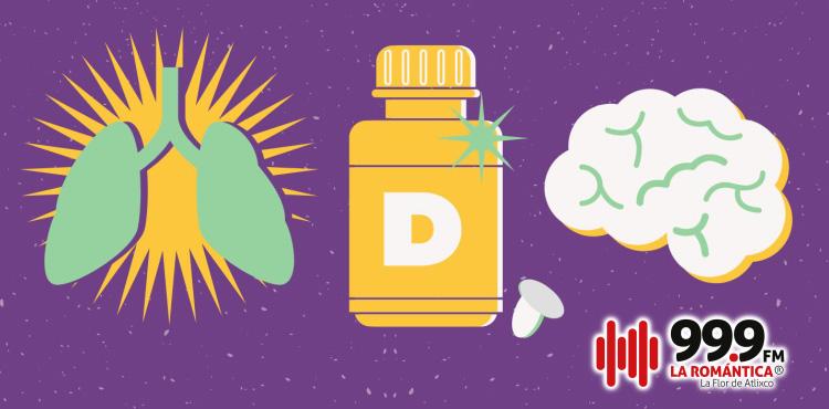 beneficios vitamina D